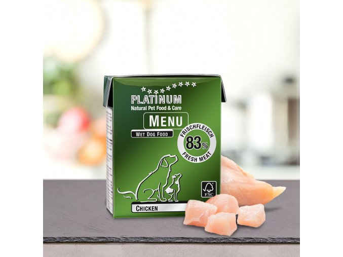 platinum menu